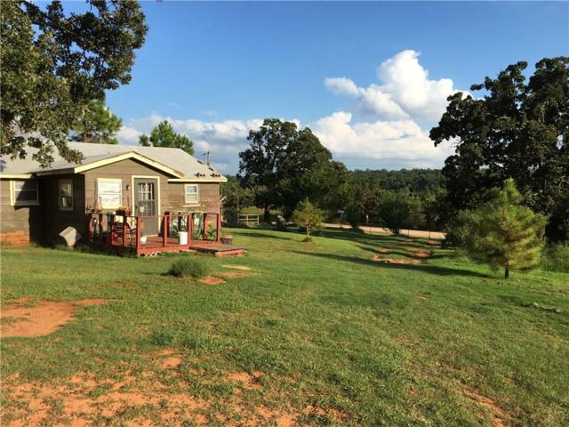 30464 Tribbey Rd, Wanette, OK 74878 (MLS #836451) :: Homestead & Co