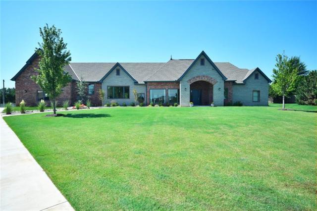700 Heavenfield Drive, Edmond, OK 73034 (MLS #836474) :: Homestead & Co