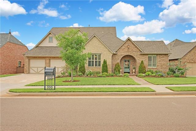 2863 Silvercliffe Dr, Edmond, OK 73012 (MLS #836510) :: KING Real Estate Group