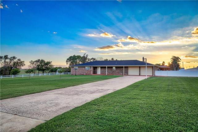 2001 S Washington, Elk City, OK 73644 (MLS #836517) :: Erhardt Group at Keller Williams Mulinix OKC