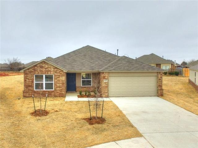 812 Hallow Oak Court, Midwest City, OK 73130 (MLS #836522) :: UB Home Team