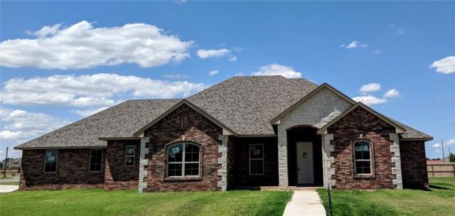 12116 Sequro Lane, Oklahoma City, OK 73173 (MLS #836532) :: Wyatt Poindexter Group