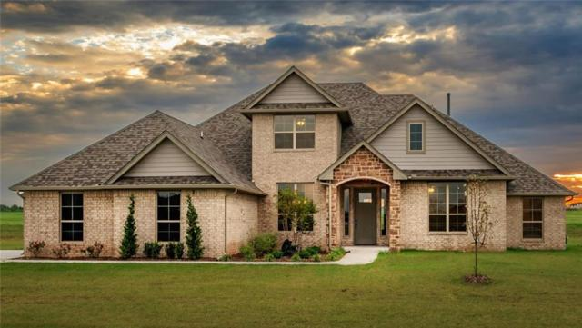 12117 Hermosa Lane, Oklahoma City, OK 73173 (MLS #836537) :: Homestead & Co