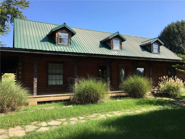 536 Coon Creek Loop, Broken Bow, OK 74728 (MLS #836559) :: UB Home Team