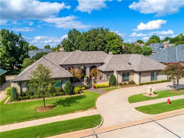 4417 Hidden Hill Road, Norman, OK 73072 (MLS #836561) :: KING Real Estate Group