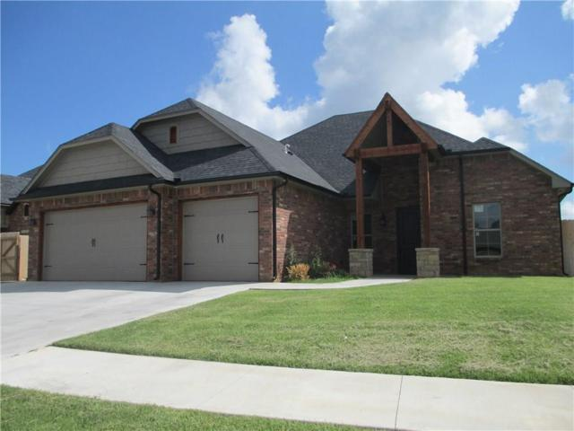 1300 Eagle Ridge Avenue, Weatherford, OK 73096 (MLS #836586) :: Wyatt Poindexter Group