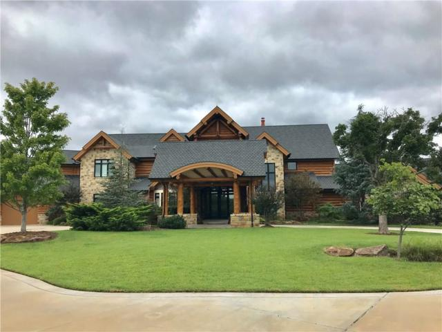 7800 Indian Springs, Edmond, OK 73013 (MLS #836587) :: Homestead & Co