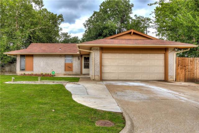 1505 SW 80th Street, Oklahoma City, OK 73159 (MLS #836615) :: Homestead & Co