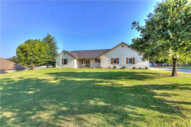 16707 E Reno Avenue, Choctaw, OK 73020 (MLS #836626) :: UB Home Team