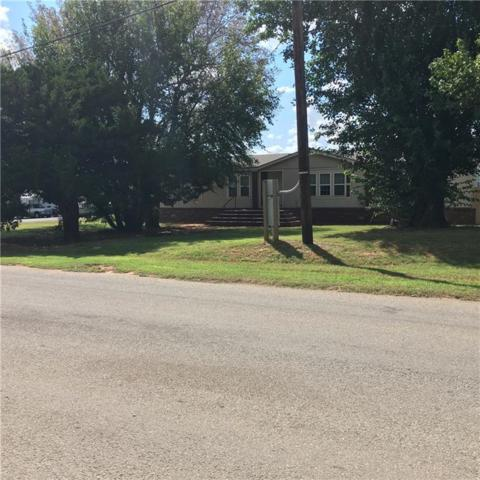 801 W Fast Runner, Fort Cobb, OK 73038 (MLS #836671) :: KING Real Estate Group