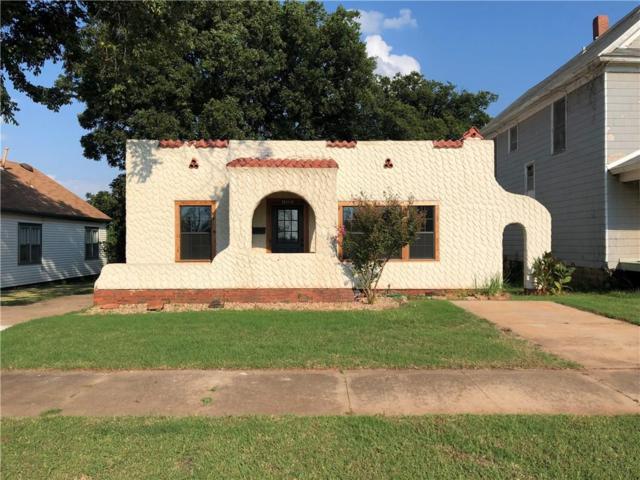 120 N Drexel Street, Guthrie, OK 73044 (MLS #836675) :: Meraki Real Estate