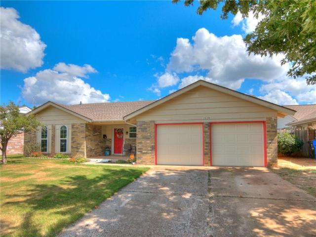 1539 Briar Meadow Road, Norman, OK 73071 (MLS #836698) :: Wyatt Poindexter Group