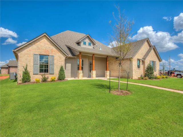 6205 NW 163rd Place, Edmond, OK 73013 (MLS #836722) :: KING Real Estate Group