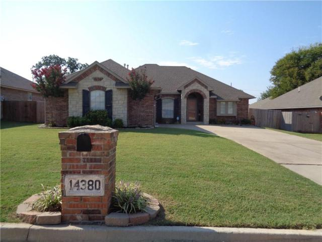 14380 Glenview Drive, Choctaw, OK 73020 (MLS #836726) :: UB Home Team