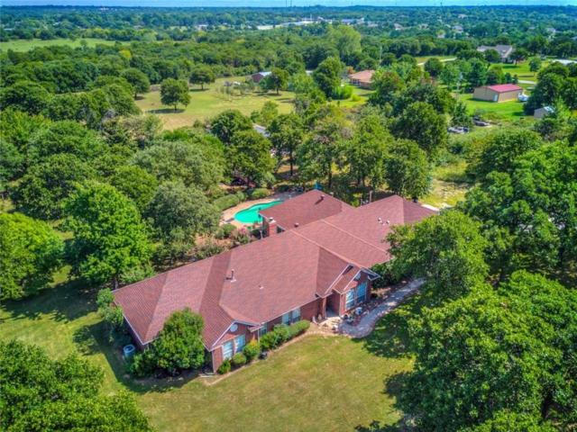 14397 Forest Lane, Choctaw, OK 73020 (MLS #836735) :: Wyatt Poindexter Group