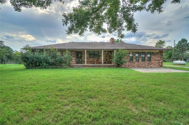 990707 S Highway 177, Meeker, OK 74855 (MLS #836758) :: KING Real Estate Group