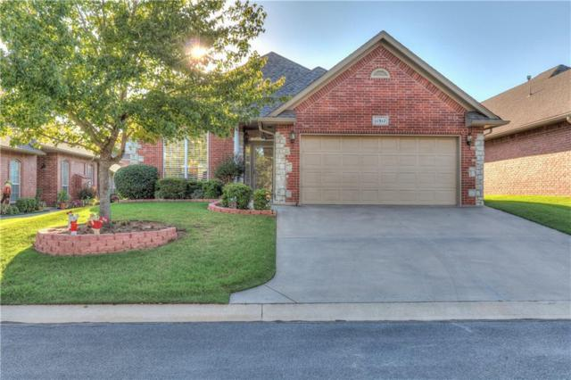 11917 Maple Valley Drive, Oklahoma City, OK 73170 (MLS #836760) :: KING Real Estate Group