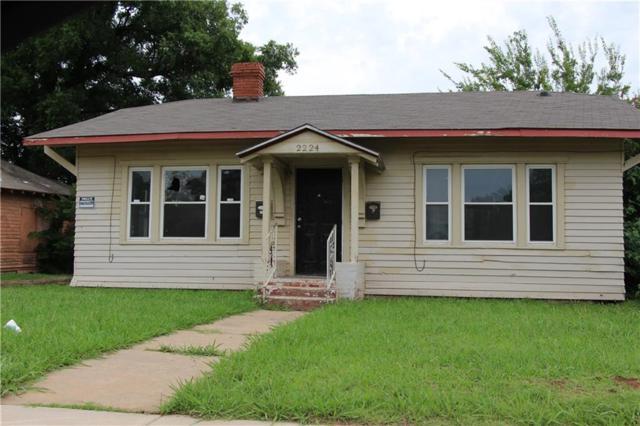 2224 N Lottie Avenue, Oklahoma City, OK 73111 (MLS #836764) :: Homestead & Co