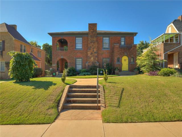 726 NE 17th Street, Oklahoma City, OK 73105 (MLS #836770) :: Homestead & Co