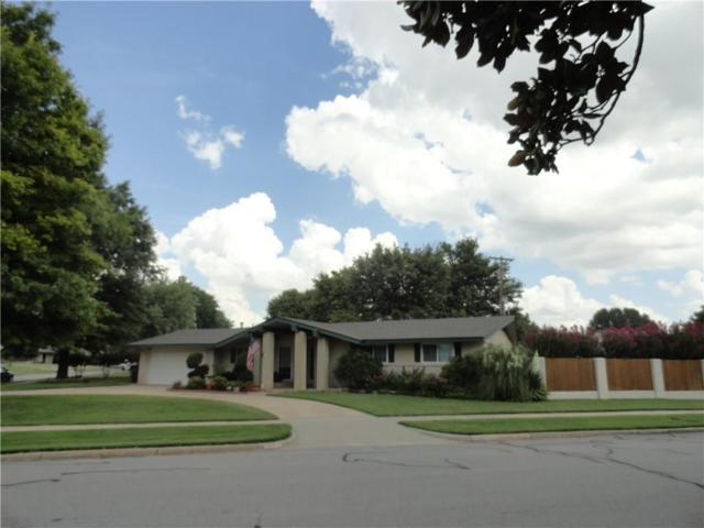 8508 S Country Club Drive, Oklahoma City, OK 73159 (MLS #836794) :: Wyatt Poindexter Group