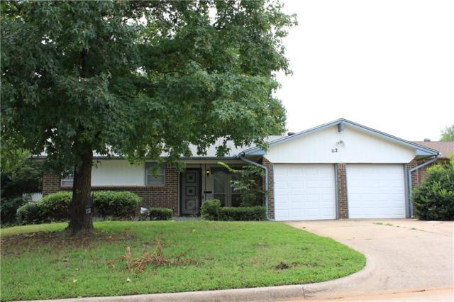 112 W Campbell Drive, Midwest City, OK 73110 (MLS #836813) :: Wyatt Poindexter Group