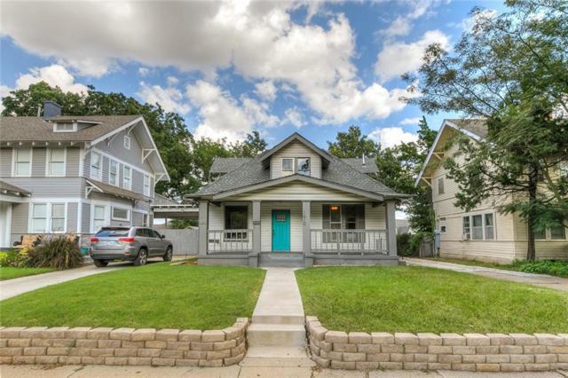 1610 N Ellison Avenue, Oklahoma City, OK 73106 (MLS #836820) :: KING Real Estate Group