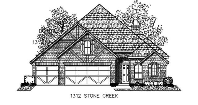 1312 Stone Creek Drive, Norman, OK 73071 (MLS #836827) :: Wyatt Poindexter Group