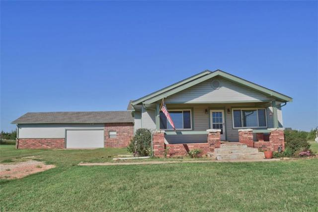 30474 N 2970 Road, Cashion, OK 73016 (MLS #836837) :: Barry Hurley Real Estate