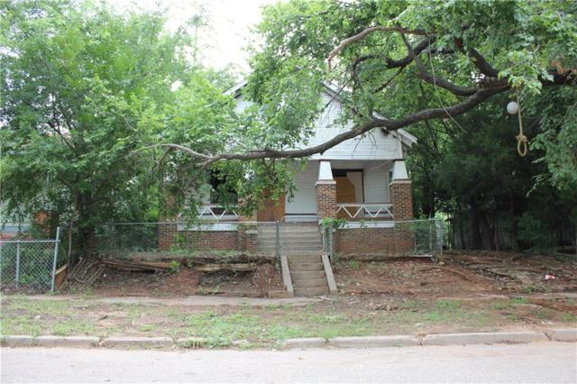 1737 NW 8th Street, Oklahoma City, OK 73106 (MLS #836841) :: Homestead & Co