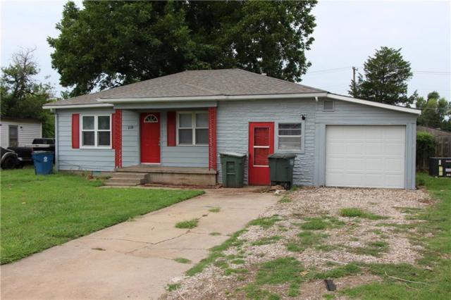 1119 N Boulevard, Edmond, OK 73034 (MLS #836842) :: Wyatt Poindexter Group