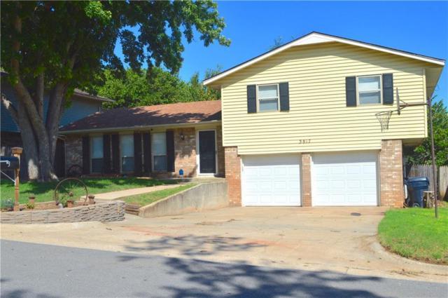 3817 NE 141st Circle, Edmond, OK 73013 (MLS #836849) :: Wyatt Poindexter Group