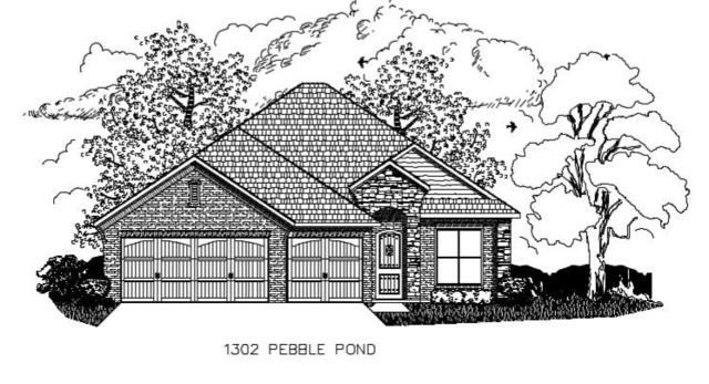 1302 Pebble Pond, Norman, OK 73071 (MLS #836853) :: Wyatt Poindexter Group