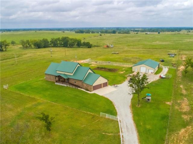 35261 Highway 99A, Earlsboro, OK 74840 (MLS #836854) :: Barry Hurley Real Estate