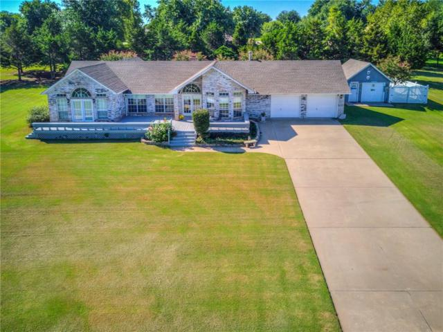 2510 N Park Place, Newcastle, OK 73065 (MLS #836862) :: UB Home Team