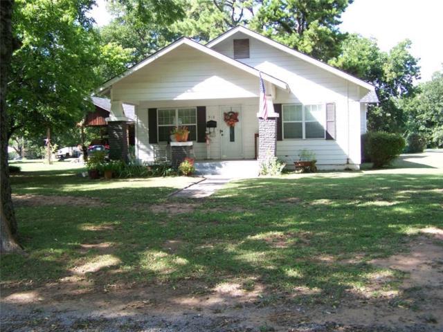 910 E Juanita, Wynnewood, OK 73098 (MLS #836875) :: Wyatt Poindexter Group