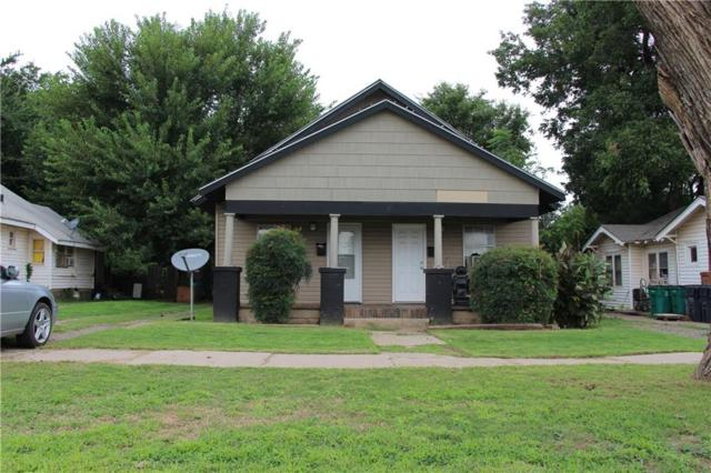 2123 W Park Place, Oklahoma City, OK 73107 (MLS #836876) :: KING Real Estate Group