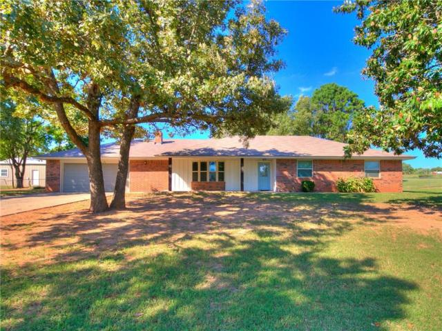 19809 SE 65th Street, Newalla, OK 74857 (MLS #836884) :: Barry Hurley Real Estate