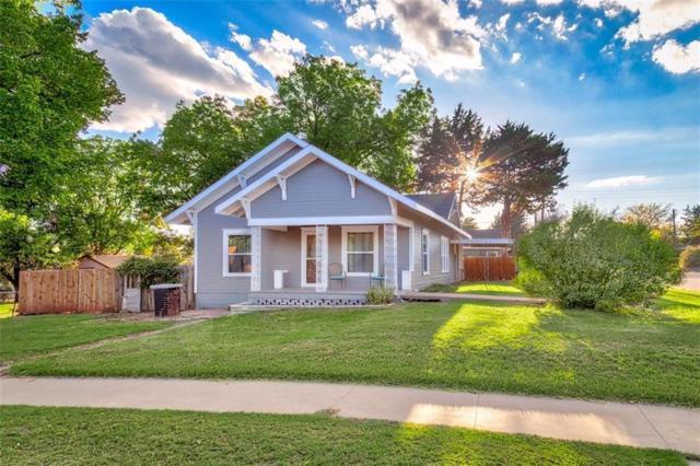 313 N 4th, Sayre, OK 73662 (MLS #836900) :: Homestead & Co