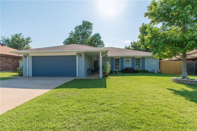 1709 Ballad Drive, Midwest City, OK 73130 (MLS #836912) :: Wyatt Poindexter Group