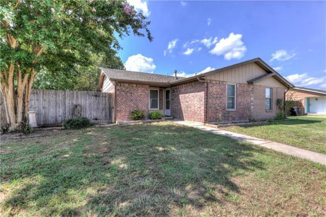 2107 Meench Drive, Moore, OK 73170 (MLS #836919) :: Meraki Real Estate