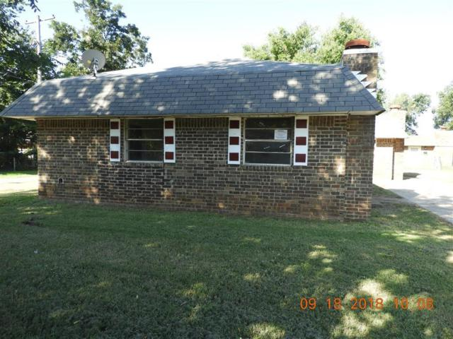 3709 S Oklahoma Avenue, Oklahoma City, OK 73129 (MLS #836956) :: Wyatt Poindexter Group