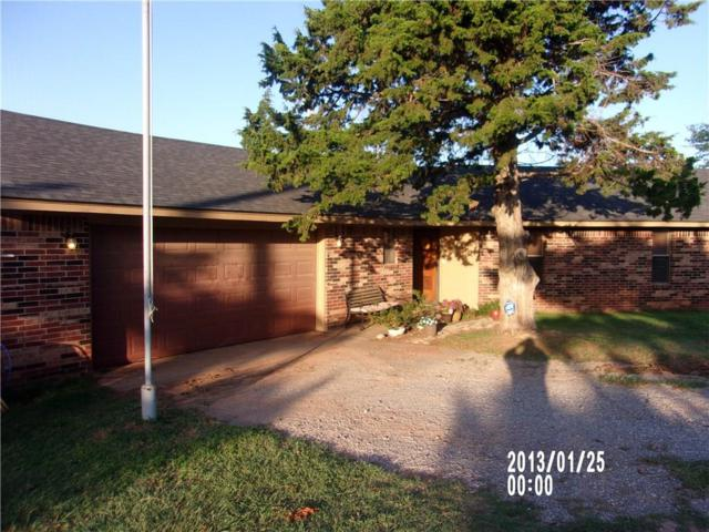 7702 N Alfadale, El Reno, OK 73036 (MLS #836971) :: Barry Hurley Real Estate