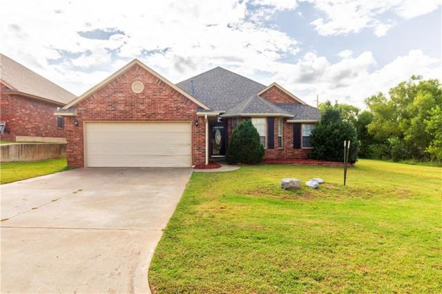 1601 Mill Creek Way, Choctaw, OK 73130 (MLS #836976) :: UB Home Team