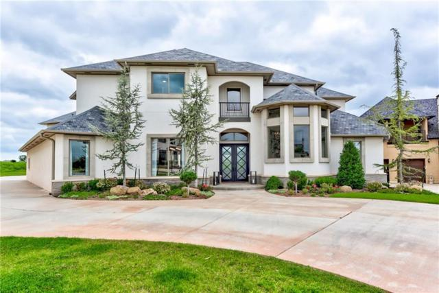 17808 Blue Heron Court, Edmond, OK 73012 (MLS #837004) :: Homestead & Co