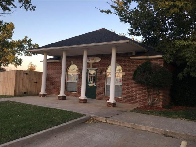 500 N Financial, Mustang, OK 73064 (MLS #837023) :: Meraki Real Estate