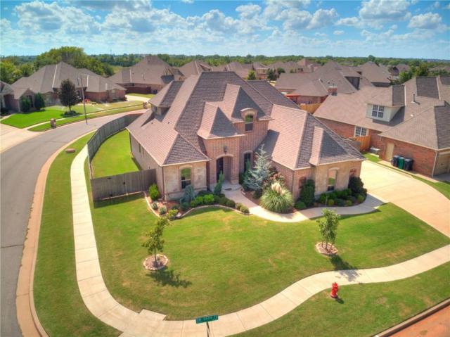 9600 SW 35th Terrace, Oklahoma City, OK 73179 (MLS #837045) :: Homestead & Co