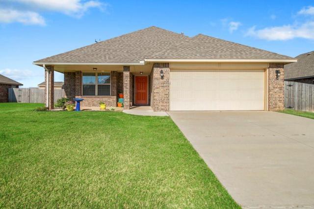4205 Johnson Farms Drive, Mustang, OK 73064 (MLS #837065) :: UB Home Team