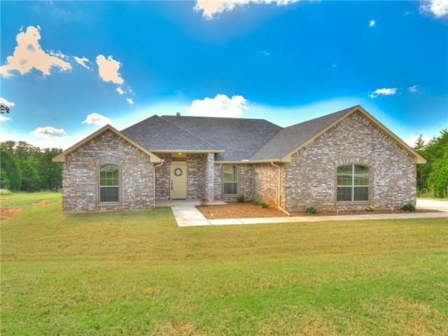 12111 Windsor Court, Guthrie, OK 73044 (MLS #837125) :: KING Real Estate Group