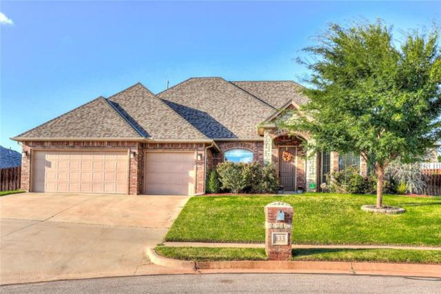 833 Sea Biscuit Drive, Edmond, OK 73025 (MLS #837132) :: Homestead & Co