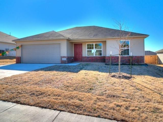 10828 NE 8th Terrace, Midwest City, OK 73130 (MLS #837166) :: UB Home Team